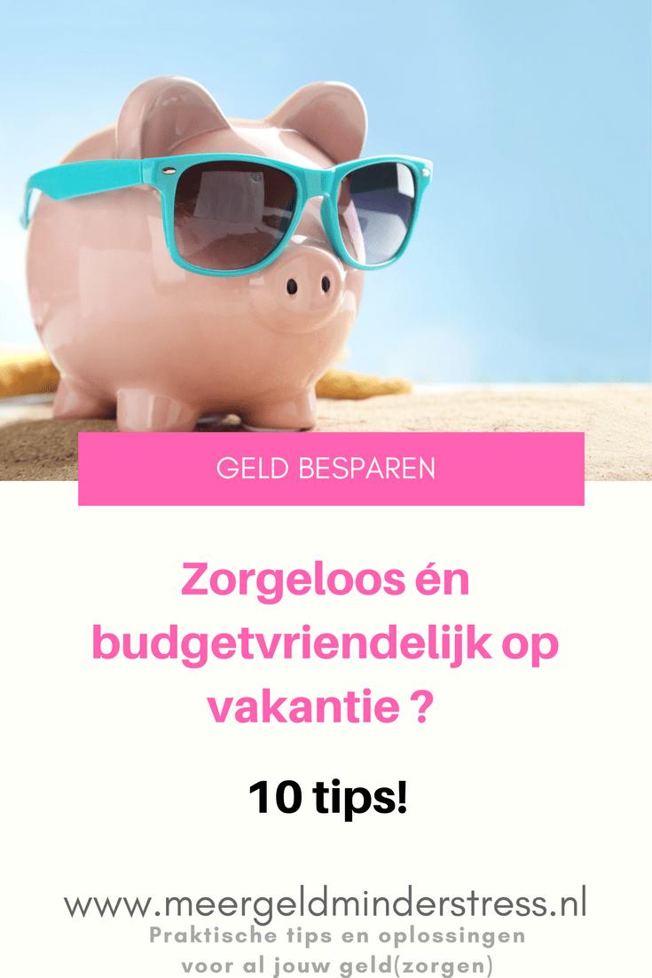 budgetvriendelijke vakantie 2