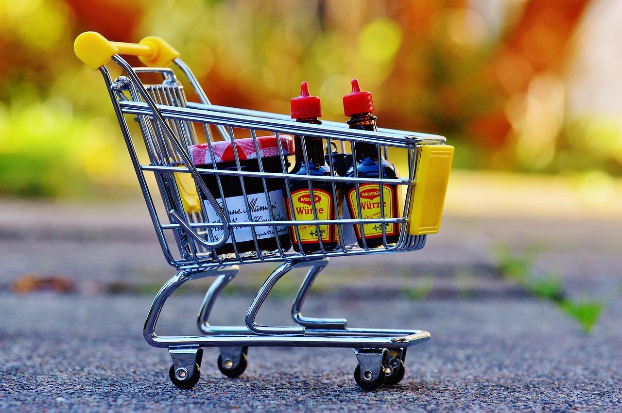 Boodschappen op voorraad - besparen op boodschappen