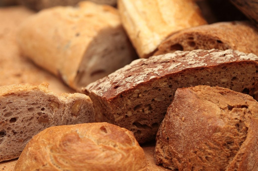 Versgebakken brood