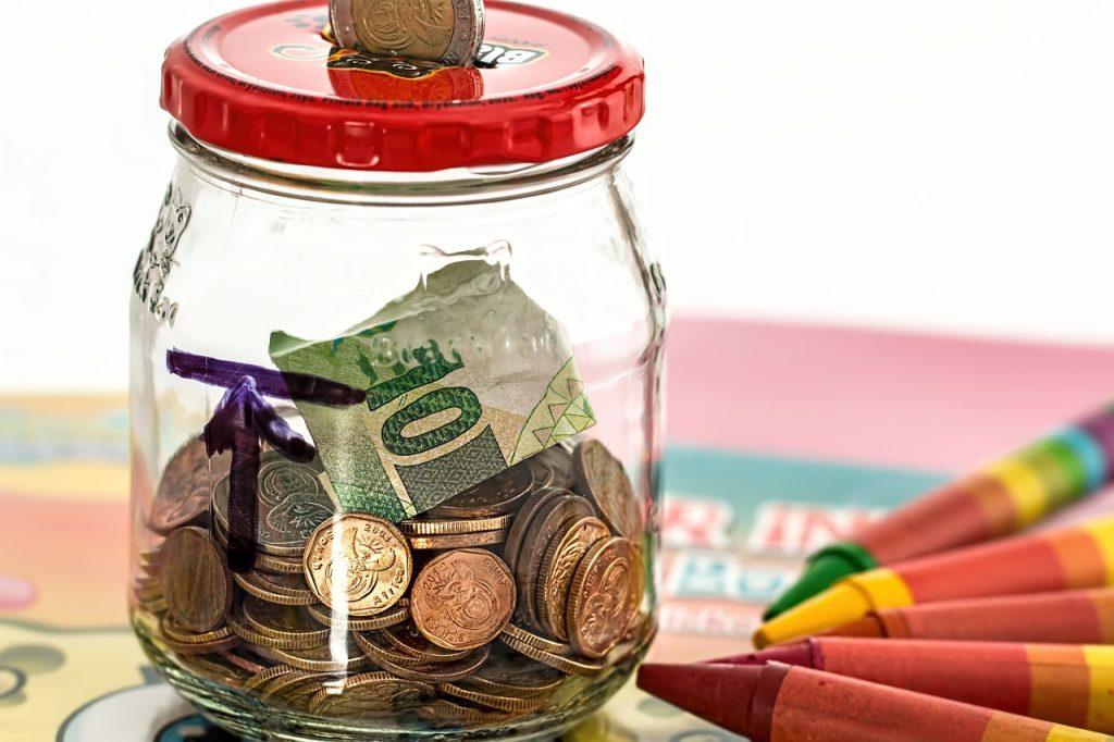 Geld verdienen - kinderen en geld