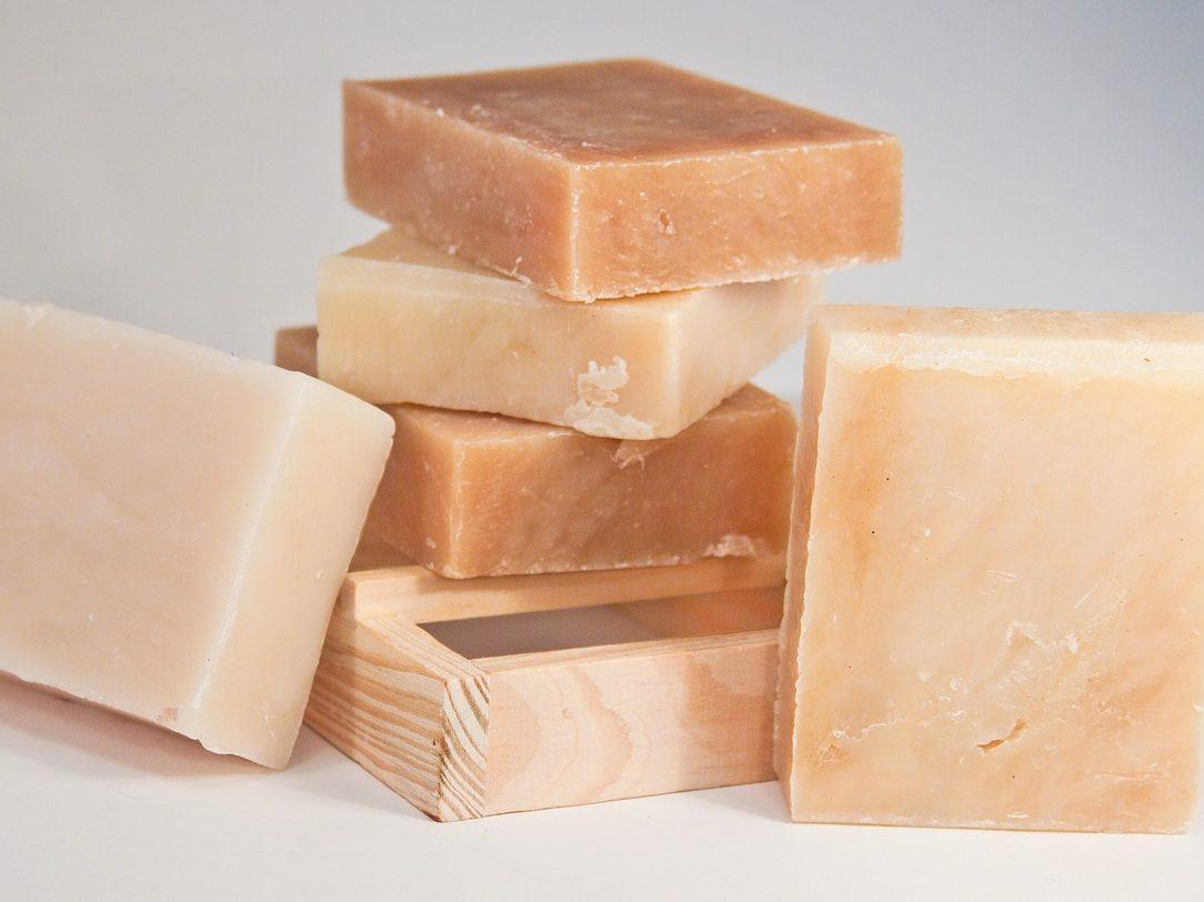 zeep zelf maken