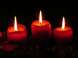 Hygge kaarsen