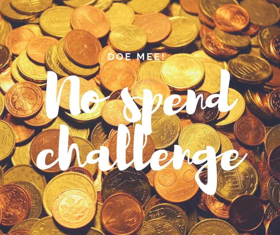 No-spend-challenge