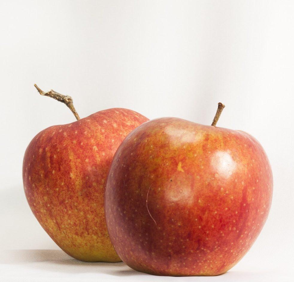 appels - keuzes maken