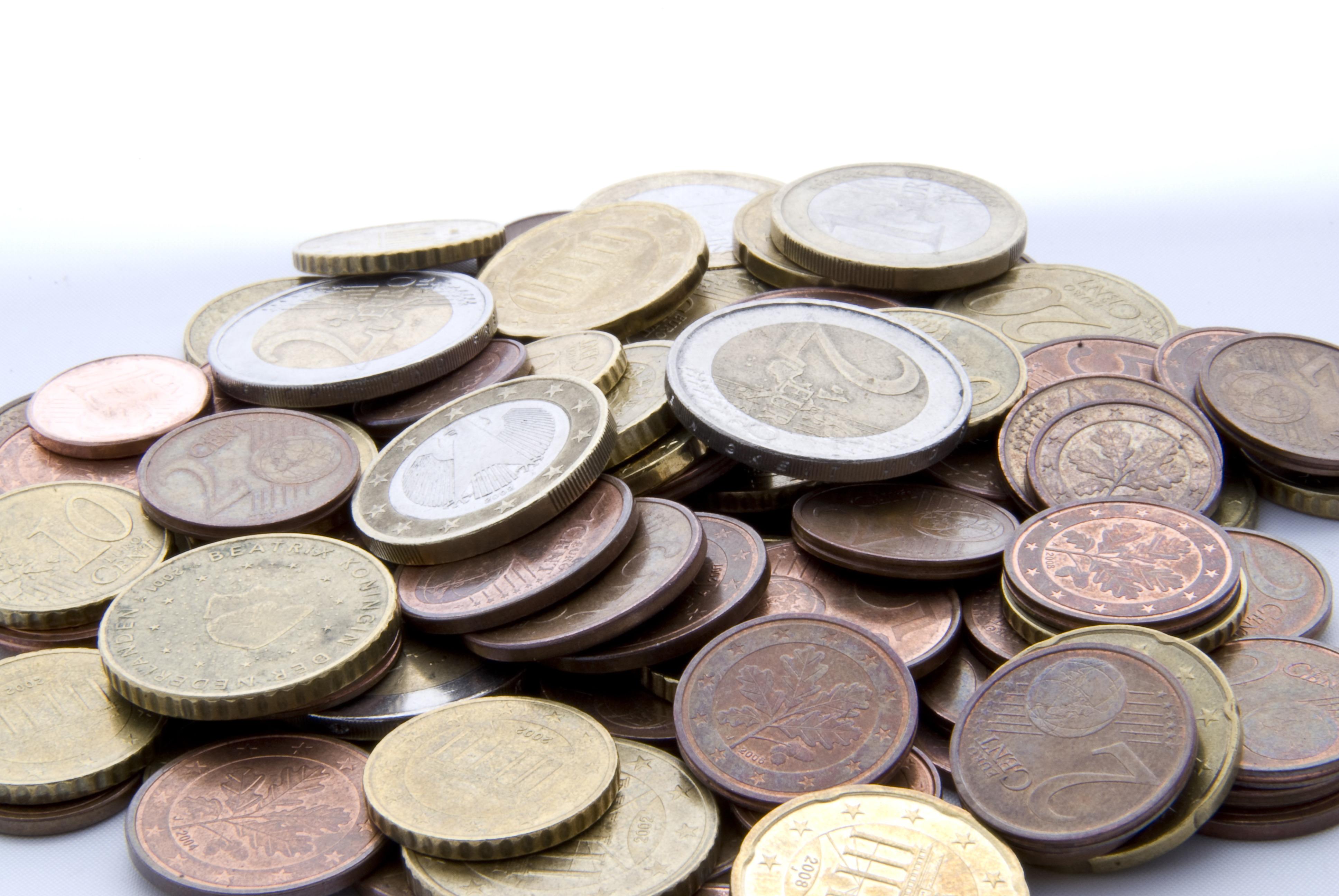 Euro's - besparen slim saldobeheer knab