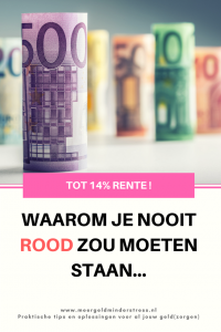 rood staan