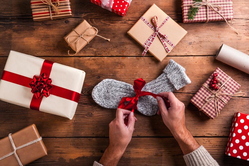 Geef een cadeau, krijg een cadeau