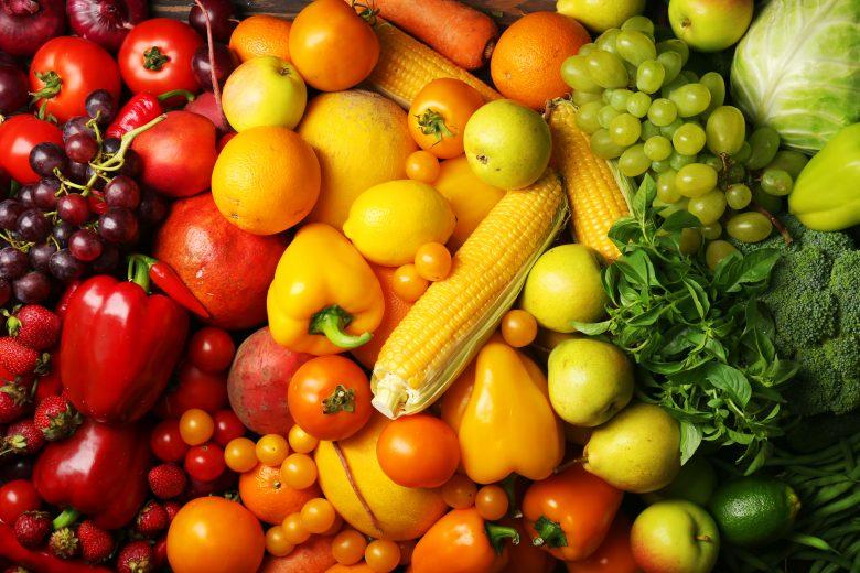 besparen op groente en fruit