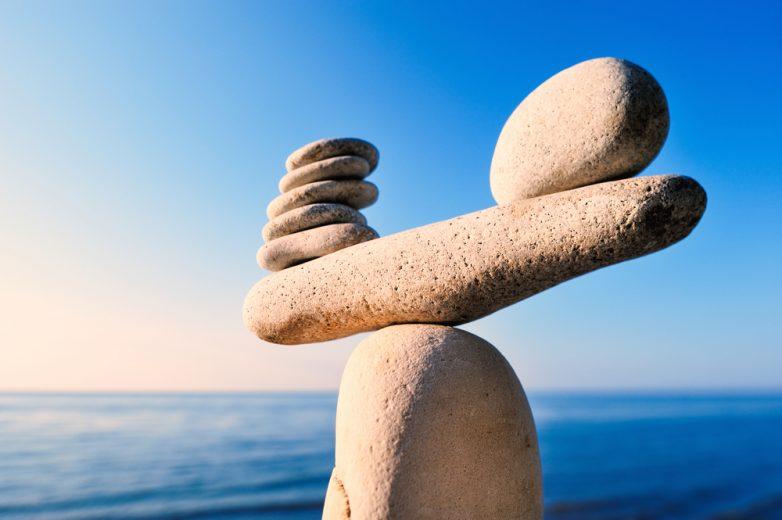 evenwicht - besparen als het niet hoeft - het geldgevoel van susan