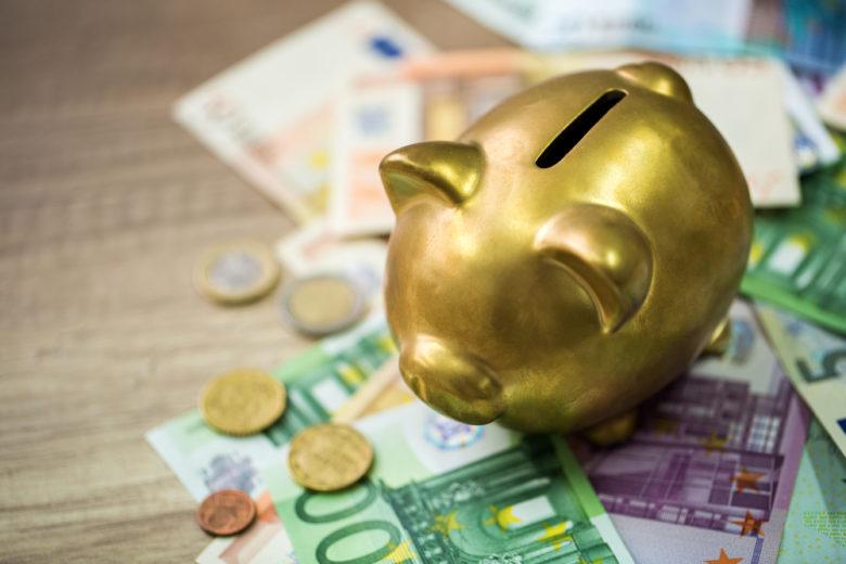 spaarvarken - besparen